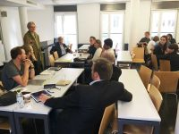 Workshop der FG 'Qualitative Forschung' der GMK mit Prof. Dr. Roswitha Breckner, Universität Wien