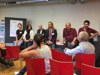 Team der Wiener Medienpädagogik um Prof. Dr. Christian Swertz