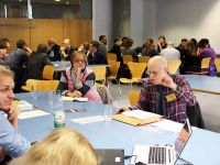 Workshop zu medienpädagogischen Standards im Fokus Qualitativer Forschung im Speed-Dating-Format