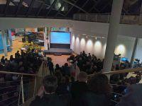 Verleihung des Dieter Baacke Preises im Museum für Kommunikation Frankfurt am Main